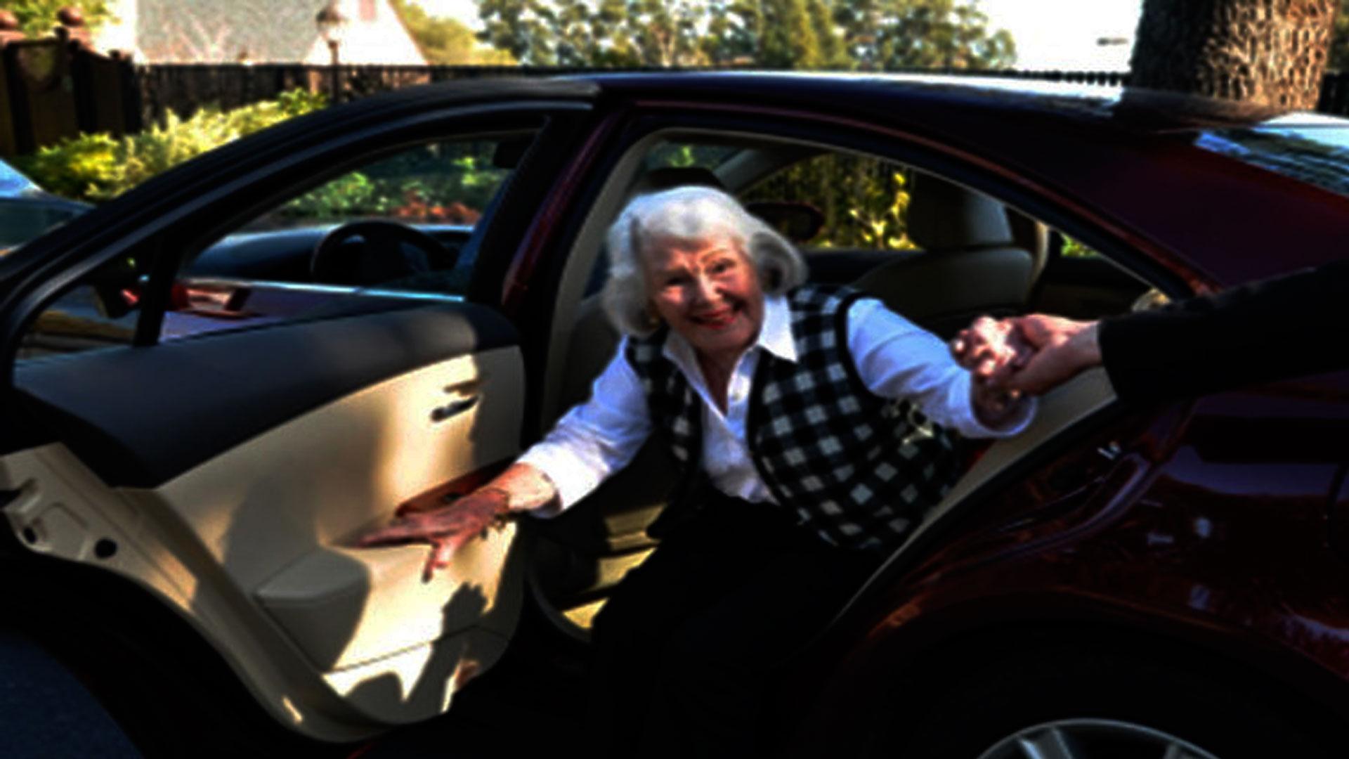 Servizio anziani