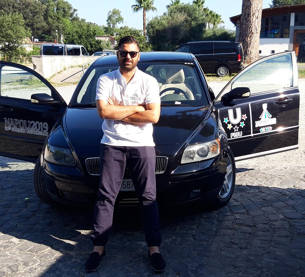 Noleggio auto con conducente, servizio a Napoli